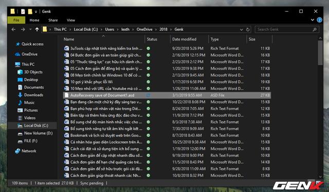 folder protection oneDrive