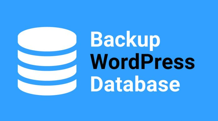 How-to-backup-WordPress-database