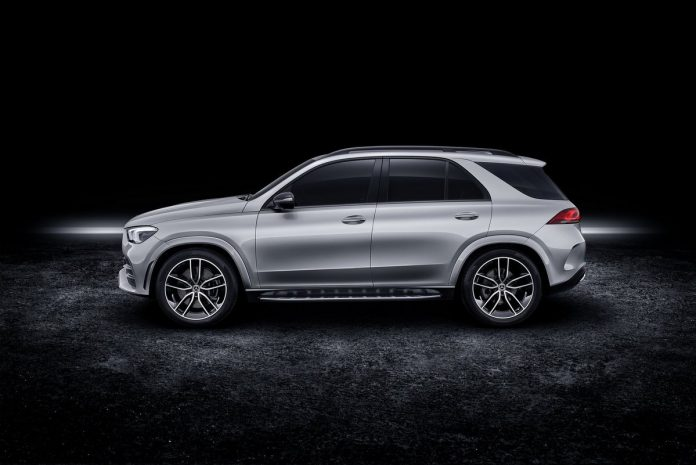 Cover Mercedes-Benz GLE 580