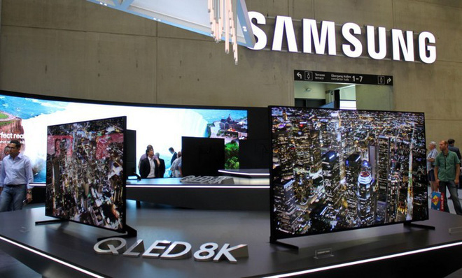 Cover Samsung TV QLED