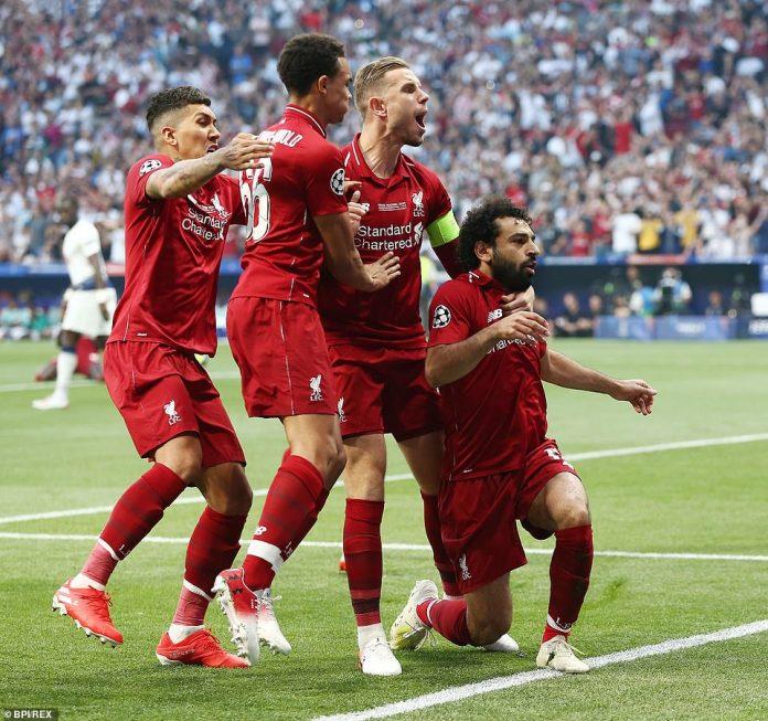 Clip Liverpool Tottenham 2-0