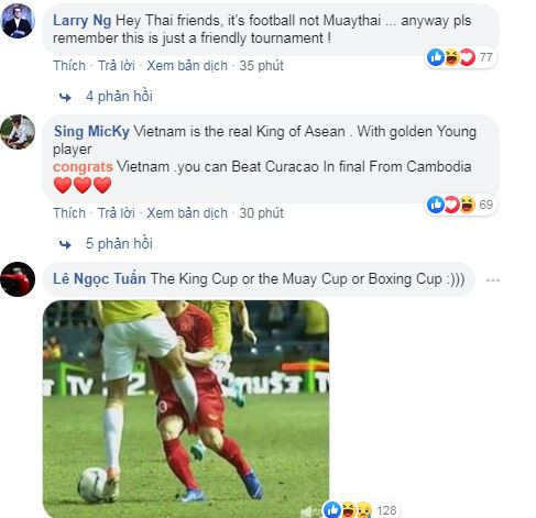 King Cup 2019