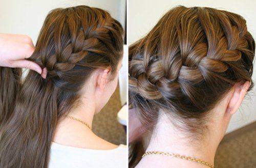 30 cách tết tóc đơn giản và đẹp
