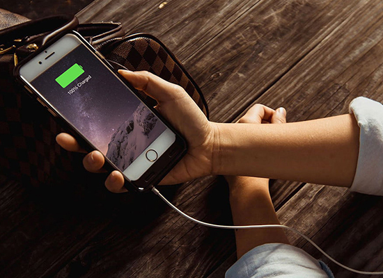 hướng dẫn sạc nhanh pin iphone