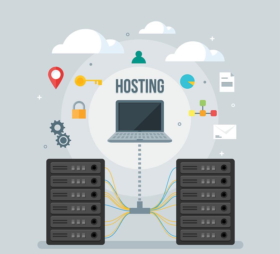 hosting server ảnh hưởng tốc độ tải website