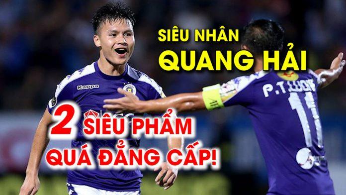 cầu thủ quang hải Hanoi FC