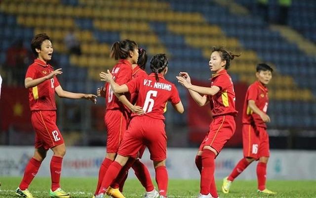 đổi tuyển bóng đã nữ Việt Nam