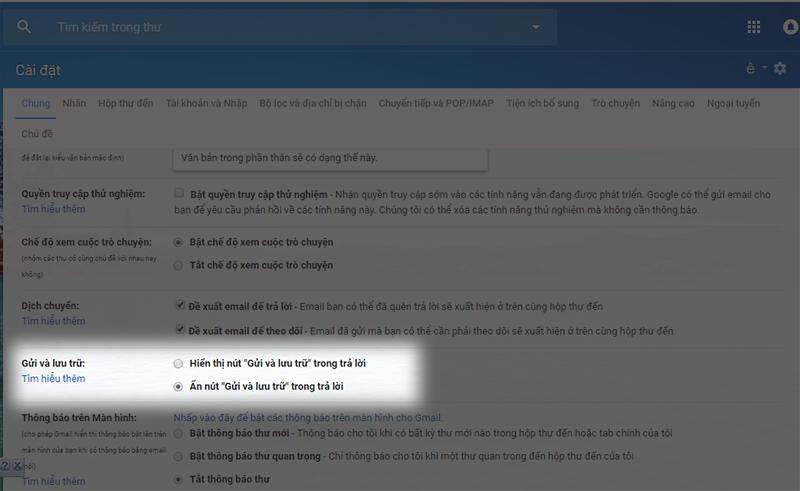 mẹo sử dụng gmail