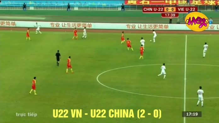 u22 vietnam vs u22 china 2-0
