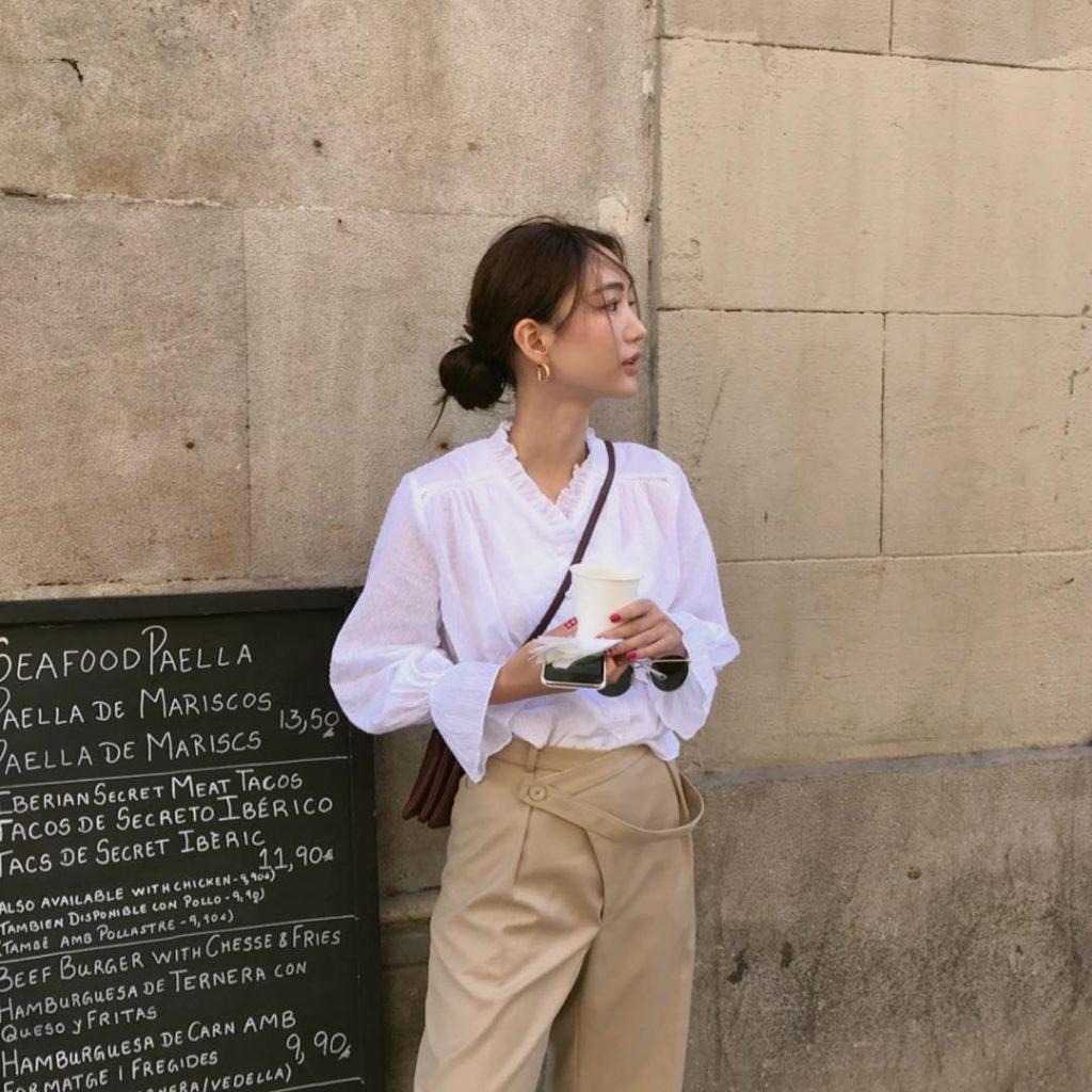 5 kiểu áo trắng trường tồn trong tủ đồ của nàng công sở năm nào cũng sắm và phải công nhận mix kiểu gì cũng đẹp