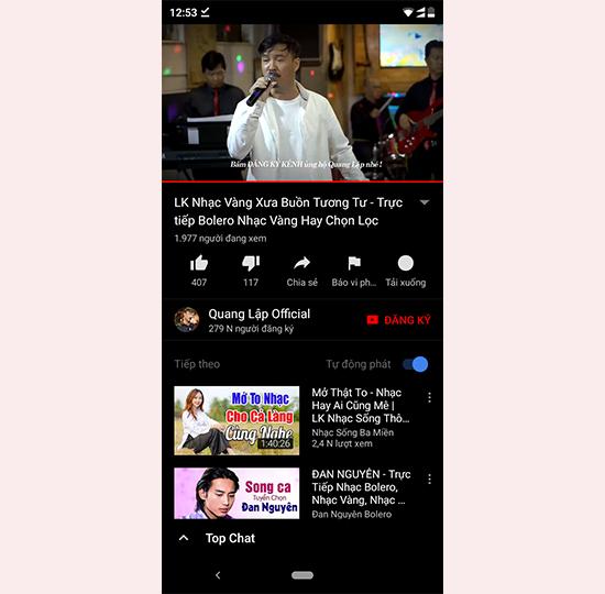 chặn quảng cáo youtube nghe nhạc khi tắt màn hình