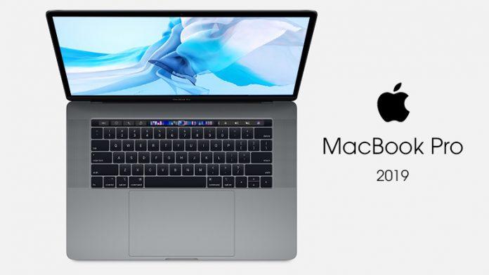 laptop apple macbook pro 2019