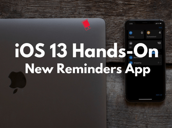 những tính năng mới của IOS 13