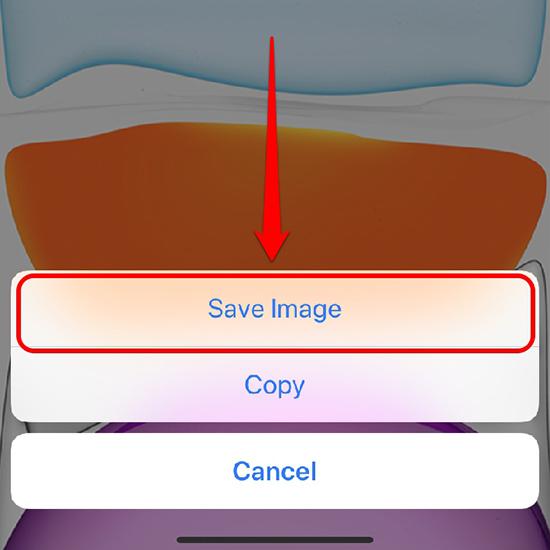 cách tải cài đặt bộ hình nền iphone 11