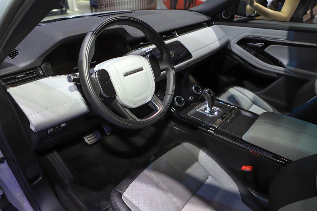 Xe Range Rover Evoque 2020 mới
