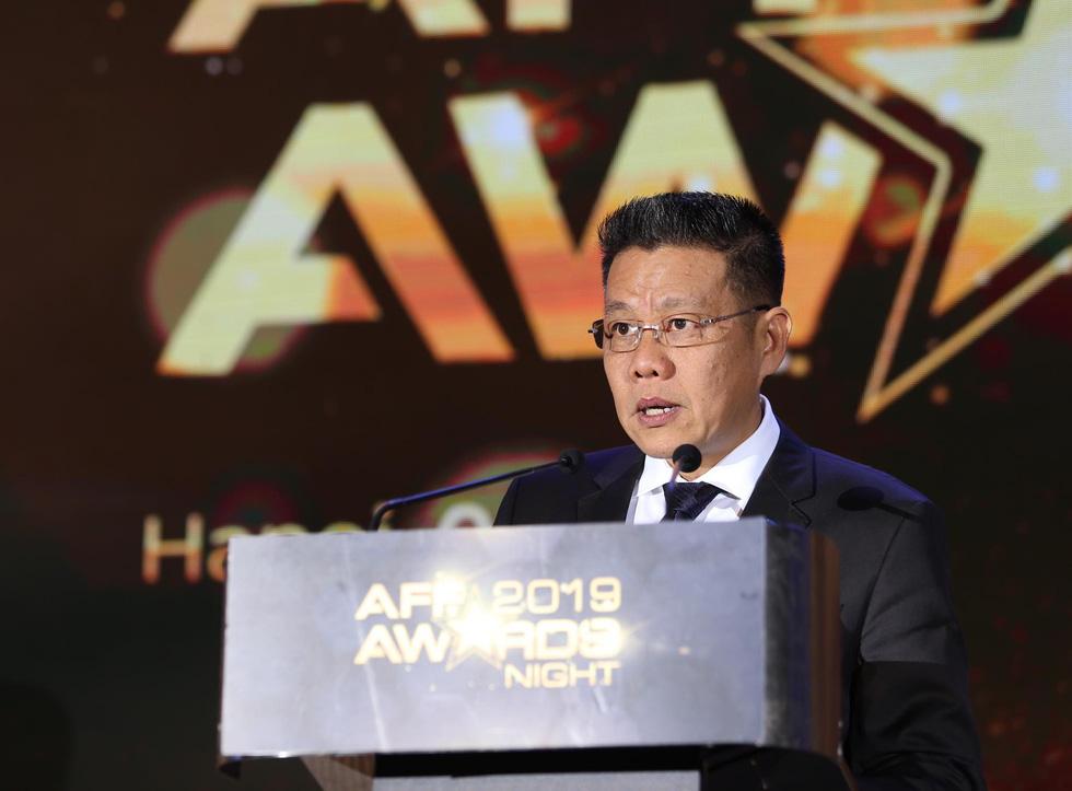 aff award 2019 Maj Gen Khiev Sameth