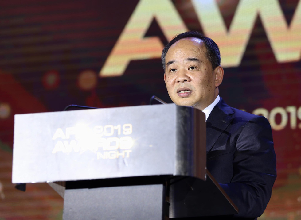 aff award 2019