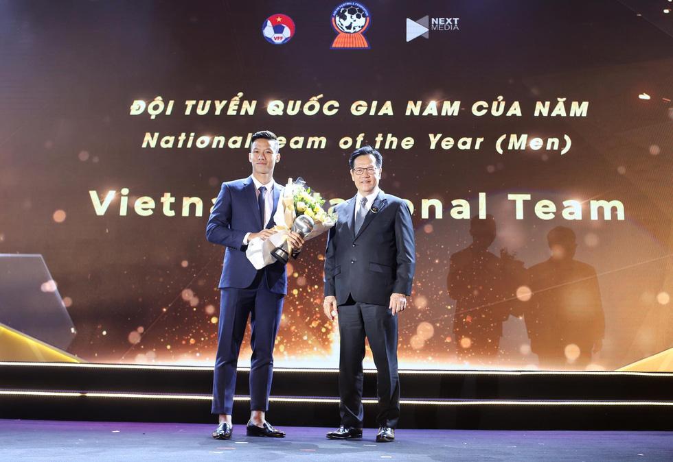 aff awards 2019 que ngoc hai