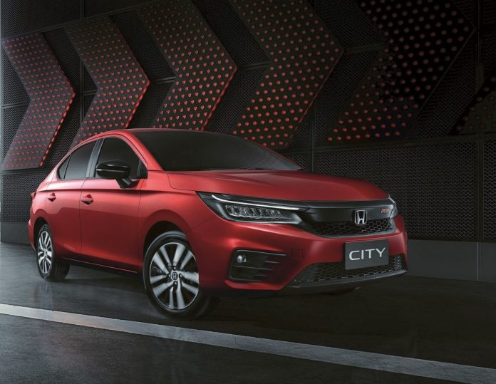 Xe Oto Honda City 2020
