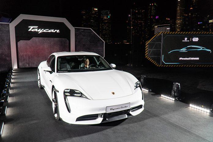 Xe Porsche Taycan