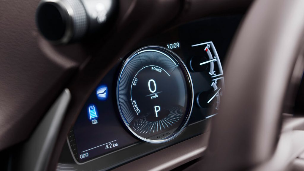 Xe Lexus ES 300h