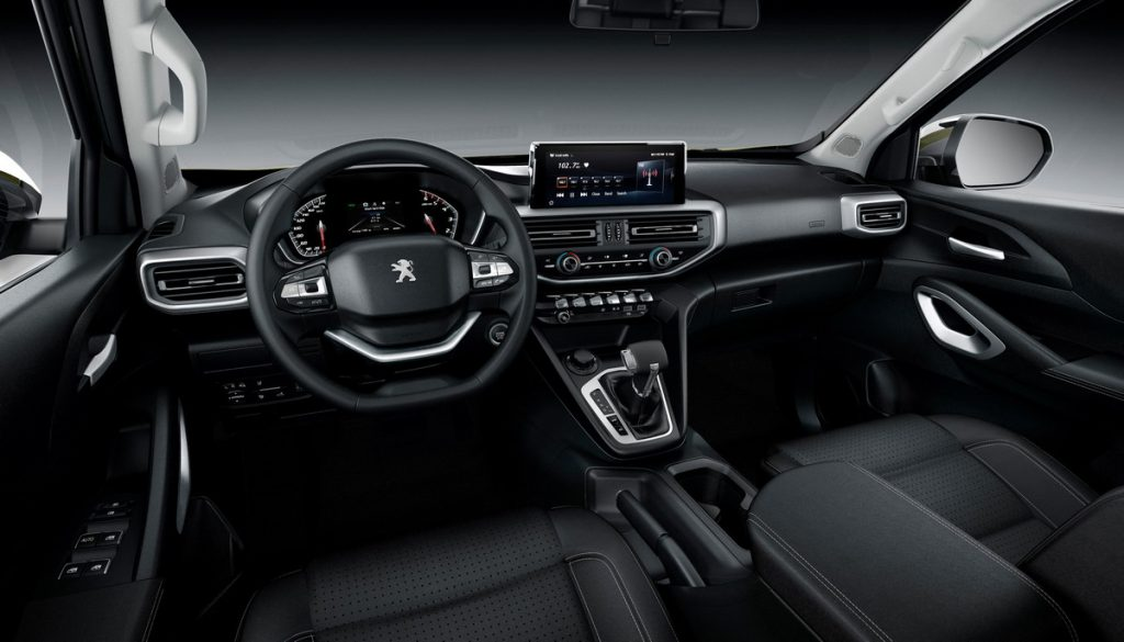 Xe Peugeot Landtrek 2020