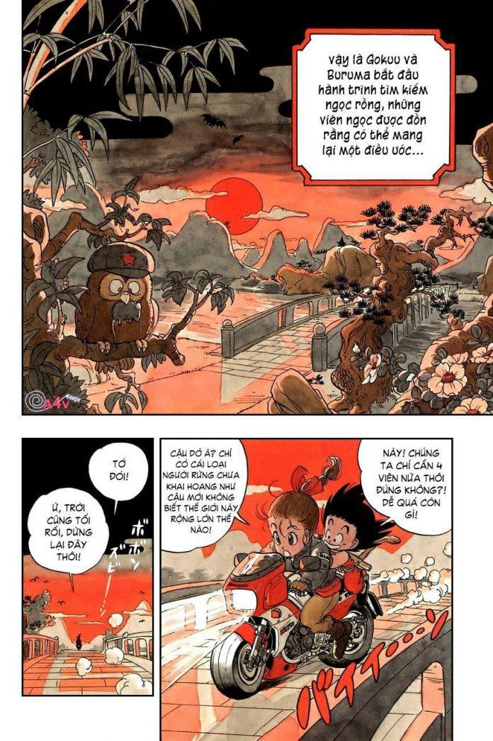 Truyện Tranh 7 Viên Ngọc Rồng Tập 2