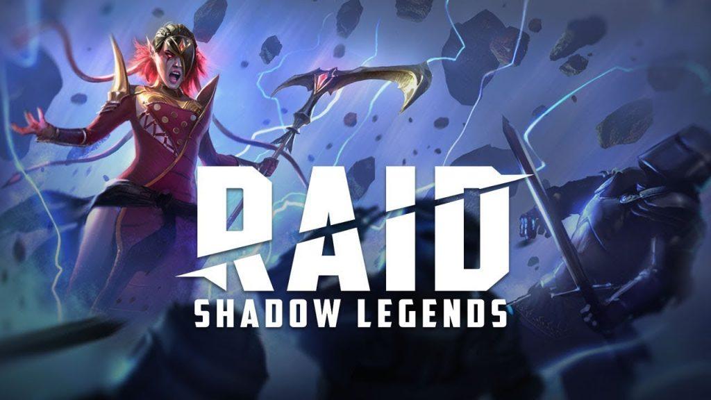 Game điện thoại RAID Shadow Legends