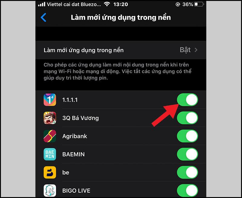 Hướng dẫn xóa ứng dụng chạy ngầm trên iPhone