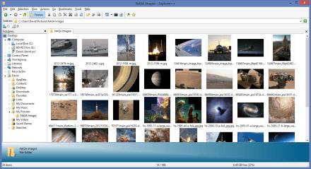 Phần mềm quản lý file Explorer++