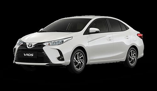 Xe ô tô Toyota Vios mới