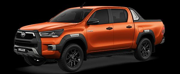 Xe bán tải Toyota Hilux Adventure
