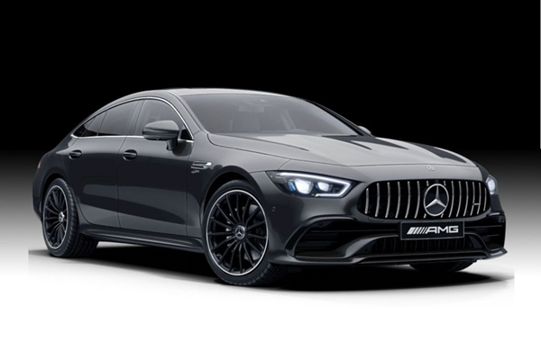 Dòng xe Mercedes Thể Thao