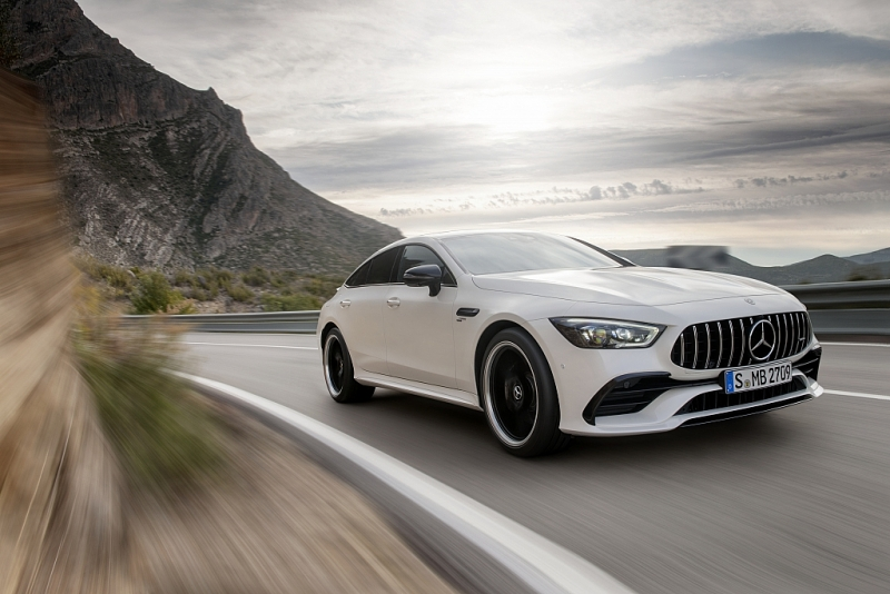 Xe thể thao Mercedes AMG GT 53 4MATIC