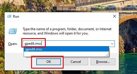 Tăng tốc độ mạng băng thông máy tính Windows 10