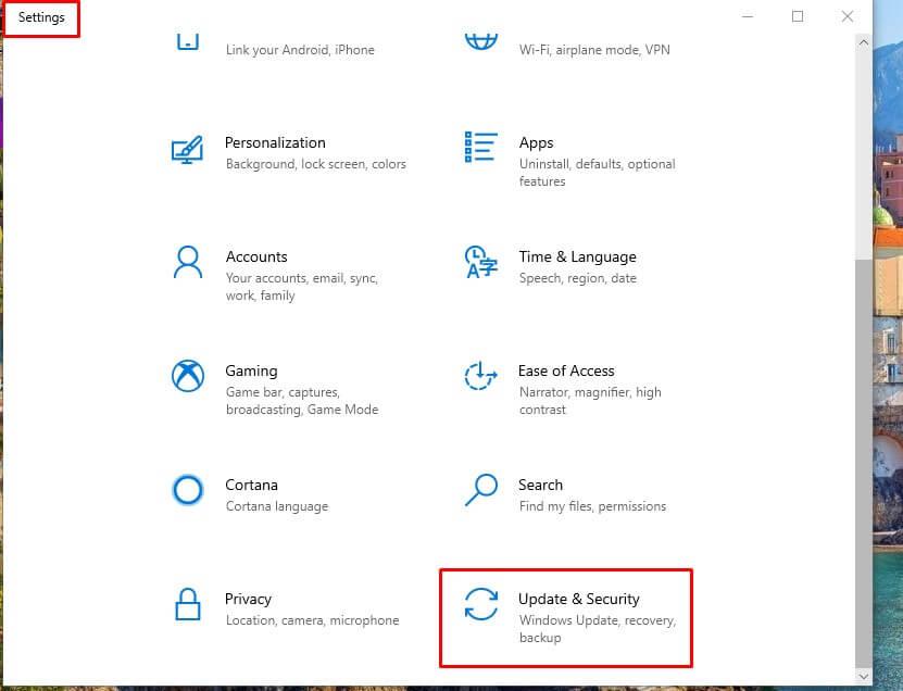 Tăng tốc Windows 10 cập nhật thường xuyên