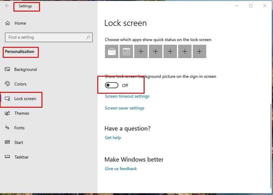 Tăng tốc Windows 10 tắt quảng cáo
